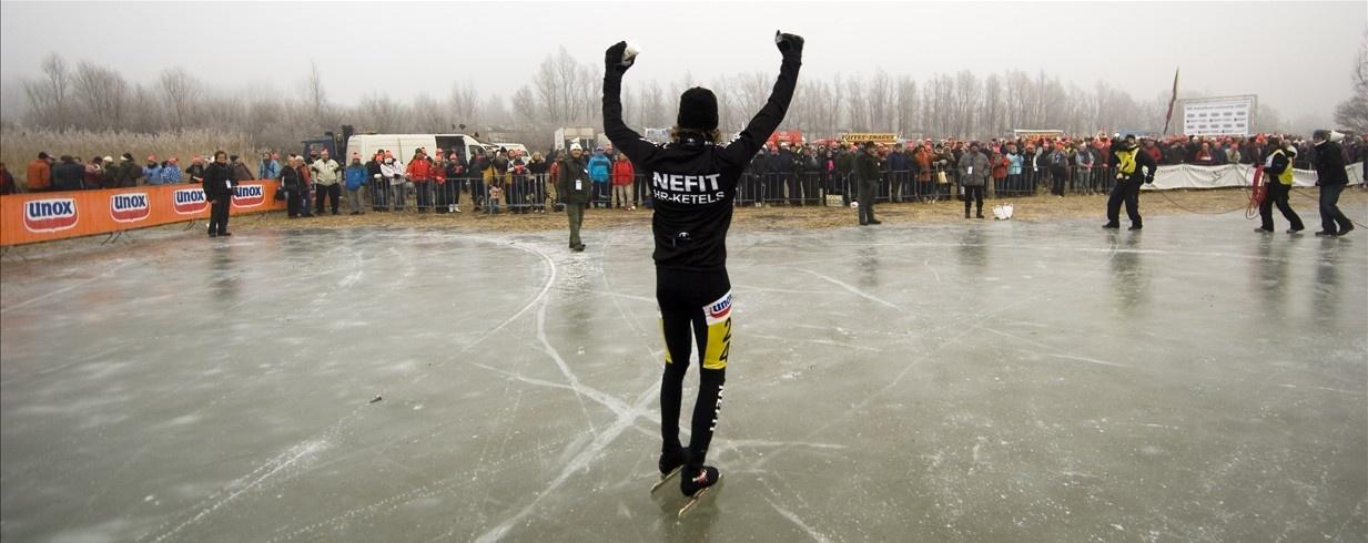 Oostvaarders, oerossen en schaatskampioenen